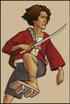 Samurai Champloo- Mugen