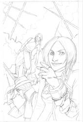 RCP:UC cover pencils