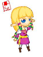 Pixel Zelda 1 by Anderson-sempai