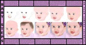 Baby Steps:OpenCanvas Tutorial by belladagio