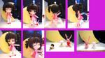 Full Moon Wo Sagashite Mitsuki Custom Nendoroid by Chiibi