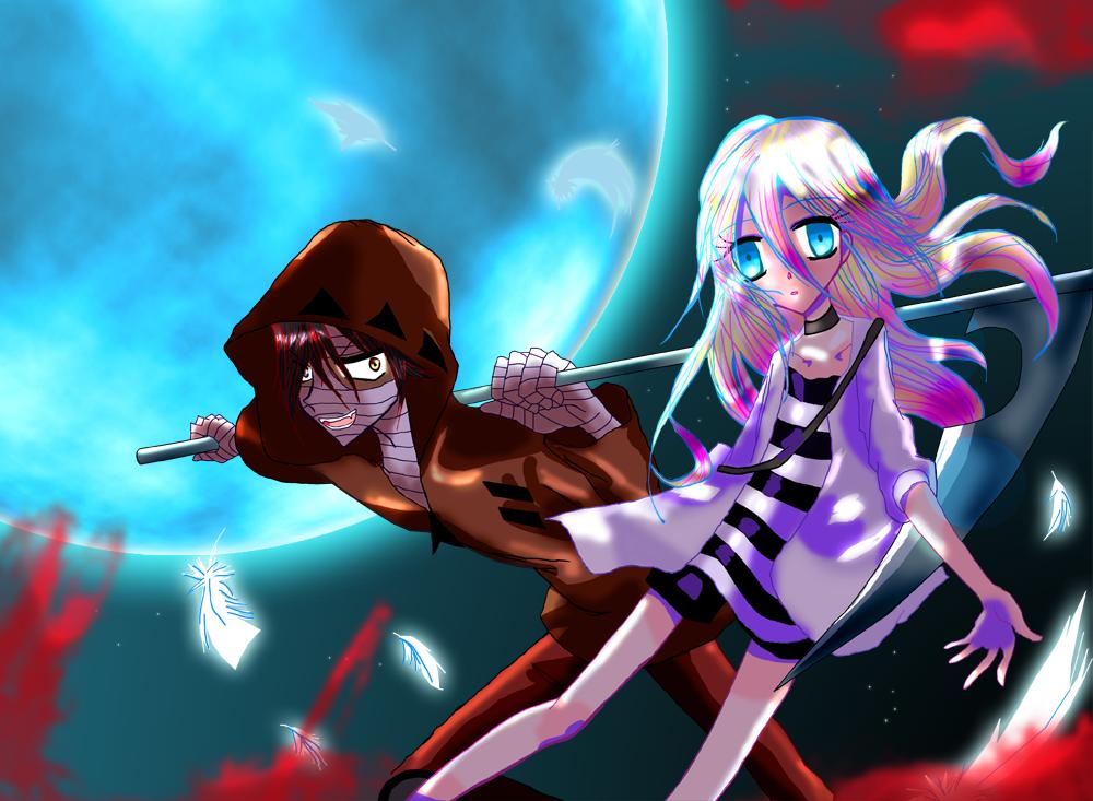 Manga Redraw: Fated Encounter by Chiibi