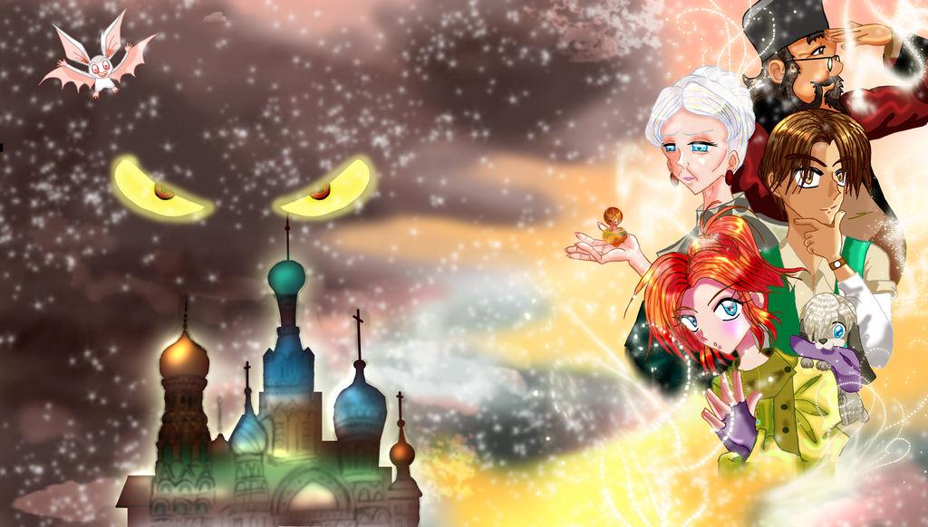 A Rumor in Saint Petersburg by Chiibi