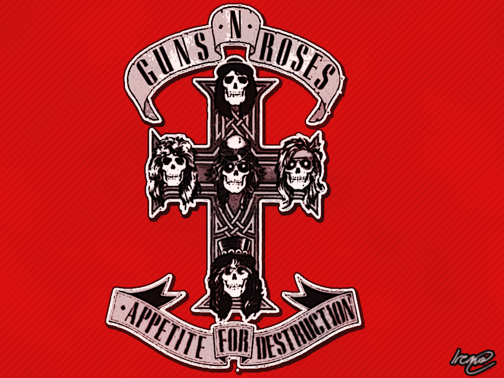 Guns n roses wallpaper by poisonheart555 on deviantart - Wallpaper guns and roses ...