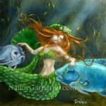 Emerald Mermaid