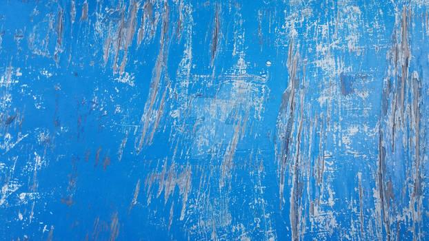 Blue Scratches
