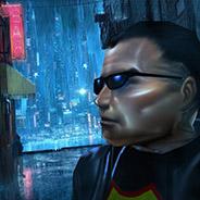 JC Denton avatar: Streets by m-kaelus