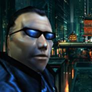 JC Denton avatar: China roof 2 by m-kaelus