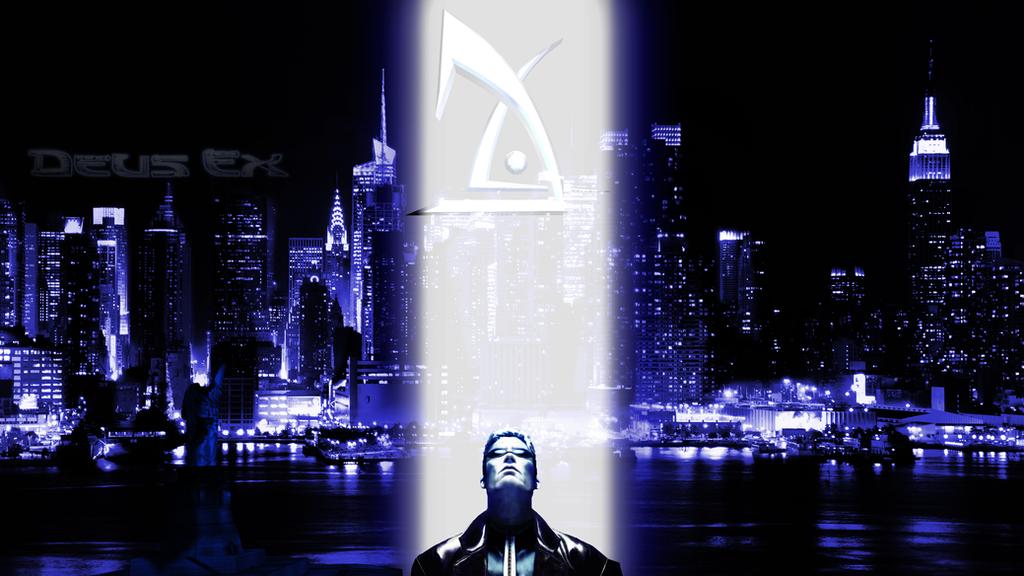 Deus Ex Wallpaper By M Kaelus