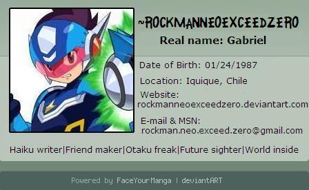 ROCKMANNEOEXCEEDZERO's Profile Picture
