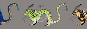 Noodle Dragon Adopts [2/3 OPEN] by Orallis