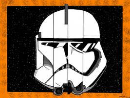 Evolution of the Trooper by DjPerisH