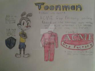 My Animaniacs character