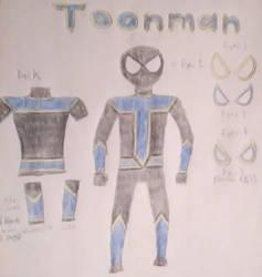 Toonman suit