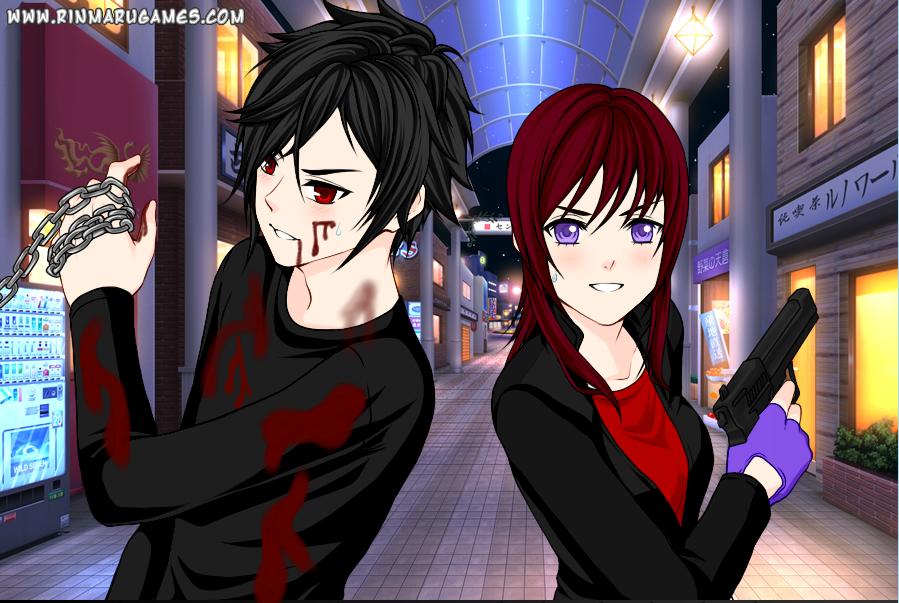 Beyond Birthday X Kitsune (partner in crime) by ...