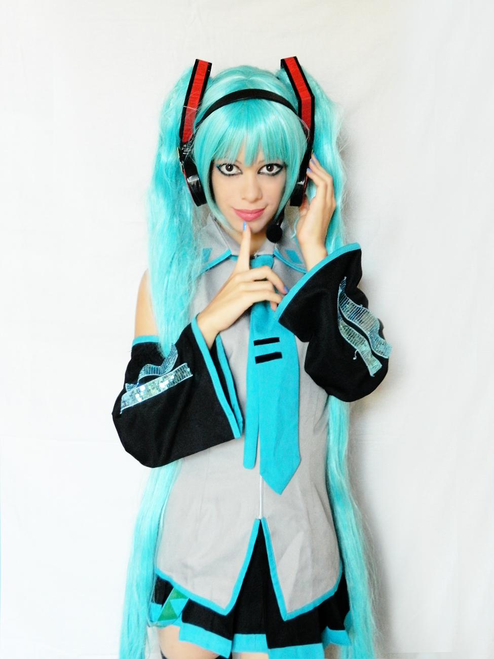 hatsune miku cosplay - photo #12