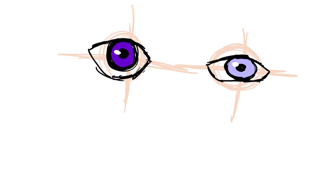 Eyes by Orangepeeches