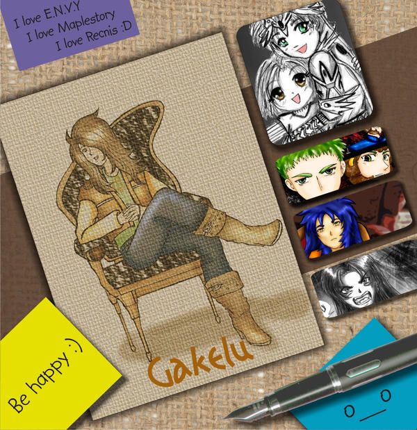 Gakelu's Profile Picture