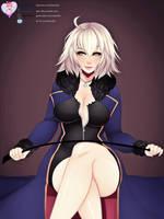 Avenger (Jeanne Alter) by LawZilla