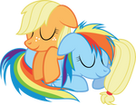 (Request) RD and AJ Fillies sleeping