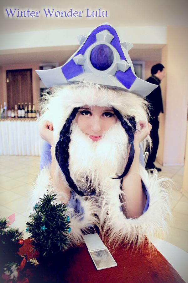 Winter Wonder Lulu Cosplay Preview by Nyandalee on DeviantArt