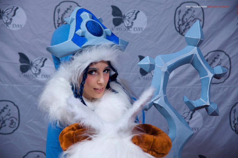 Winter Wonder Lulu Cosplay by Nyandalee on DeviantArt