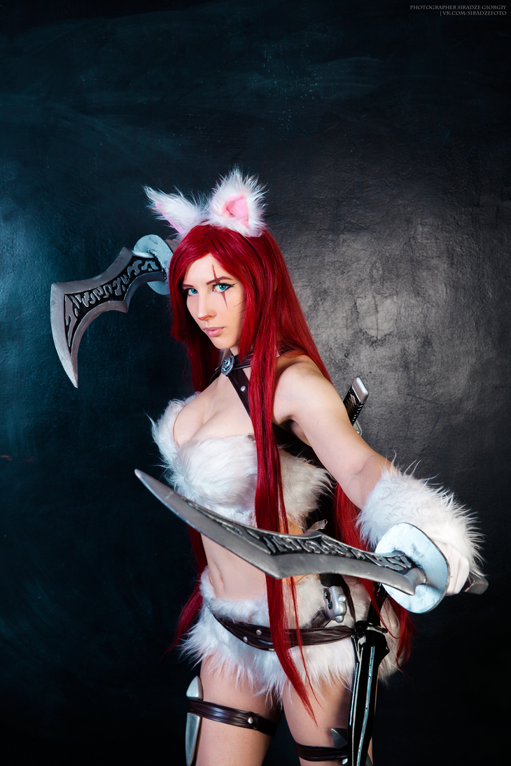 Kitty Cat Katarina by Nyandalee