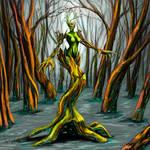 Swamp Dryad