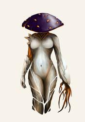 Swamp Sentinel purple
