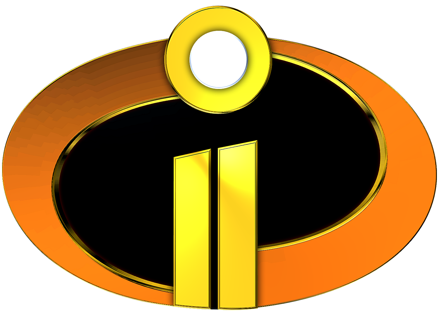 The Incredibles 2 Logo in 3D 00 by KingTracy on DeviantArt