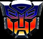 G1 Autobot Logo 25mm BADGE TRANSFORMERS DECEPTICON AUTOBOT VINTAGE immagine G1