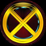 X-MEN 3D Emblem 00