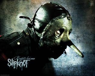 Chris - Slipknot by bengo-matus