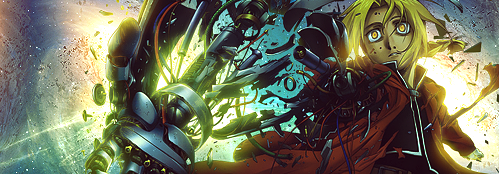 Full Metal Alchemist by Mad96