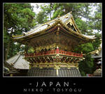 Japan - Tosyogu shrine