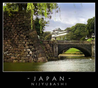 Japan - Nijyubashi