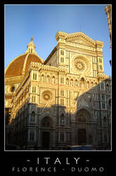 Italy - Florence - Duomo