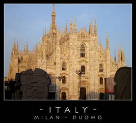 Milan - Duomo 1