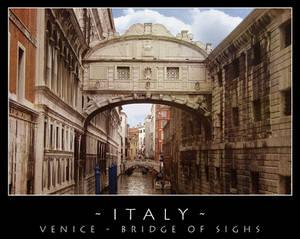 Venice - Bridge of Sighs