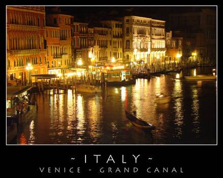 Venice - Night view