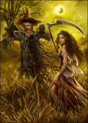 Field of the Scarecrow