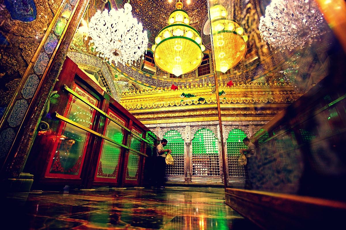 Colors Of Rajab by HOOREIN