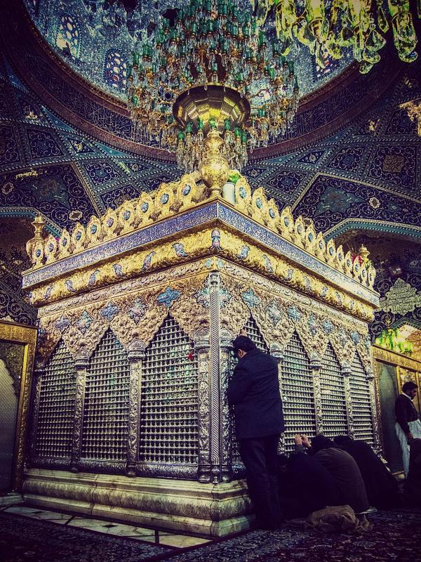Sayidah Roqaya Mosque by HOOREIN
