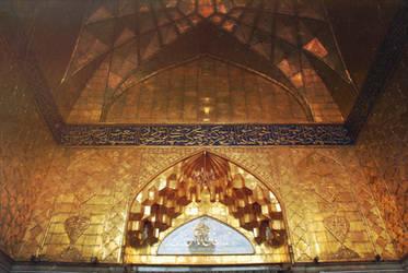Door Of Hussein by HOOREIN