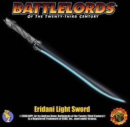 Eridani Light Sword by Battlelords