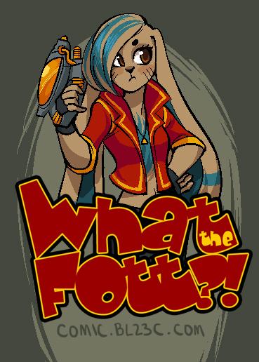 What The Fott?! c. 2011 AVPI by Battlelords