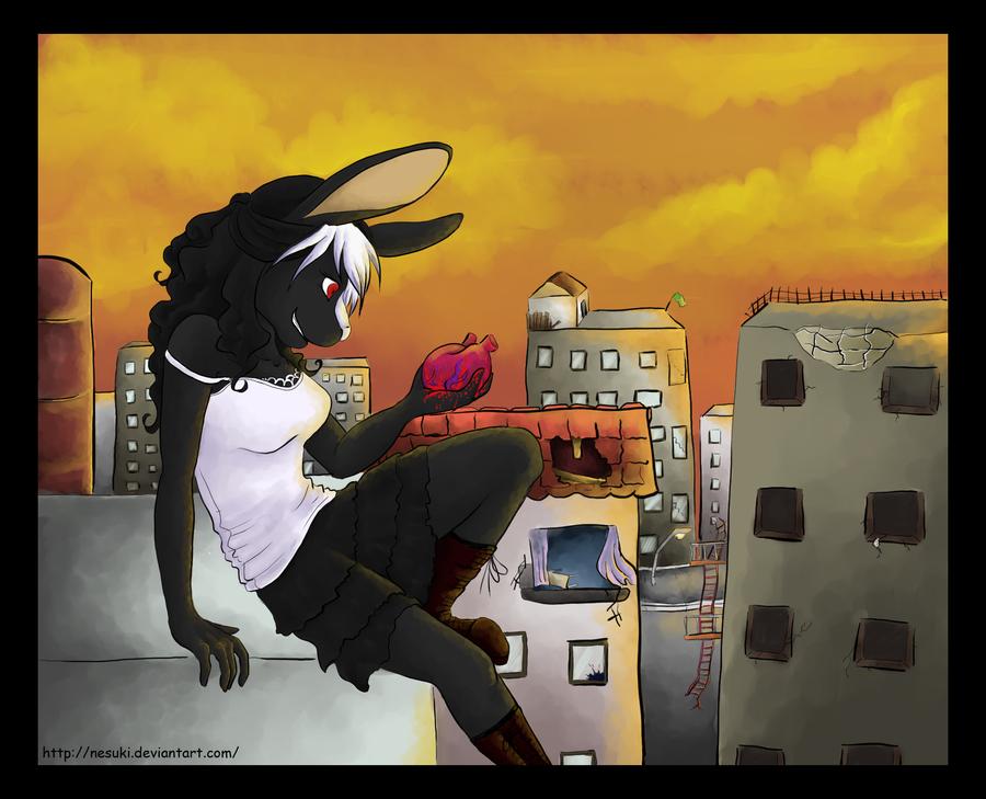 Mein Herz brennt by Nesuki