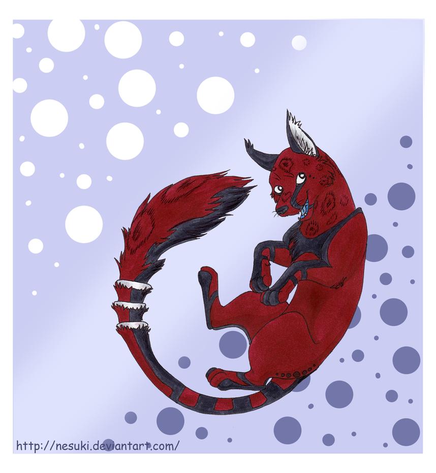 Kiriban for Vampyra-Drake by Nesuki