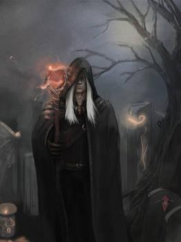 Elvish Necromancer