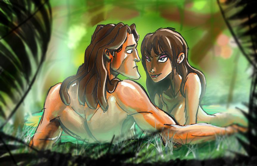 Io Jane, Tu Tarzan By Orathio On Deviantart-8456